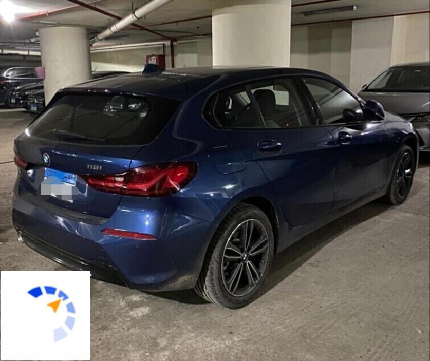 BMW - 118i - 2021