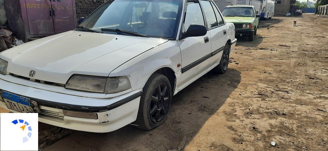 Honda - Civic - 1990