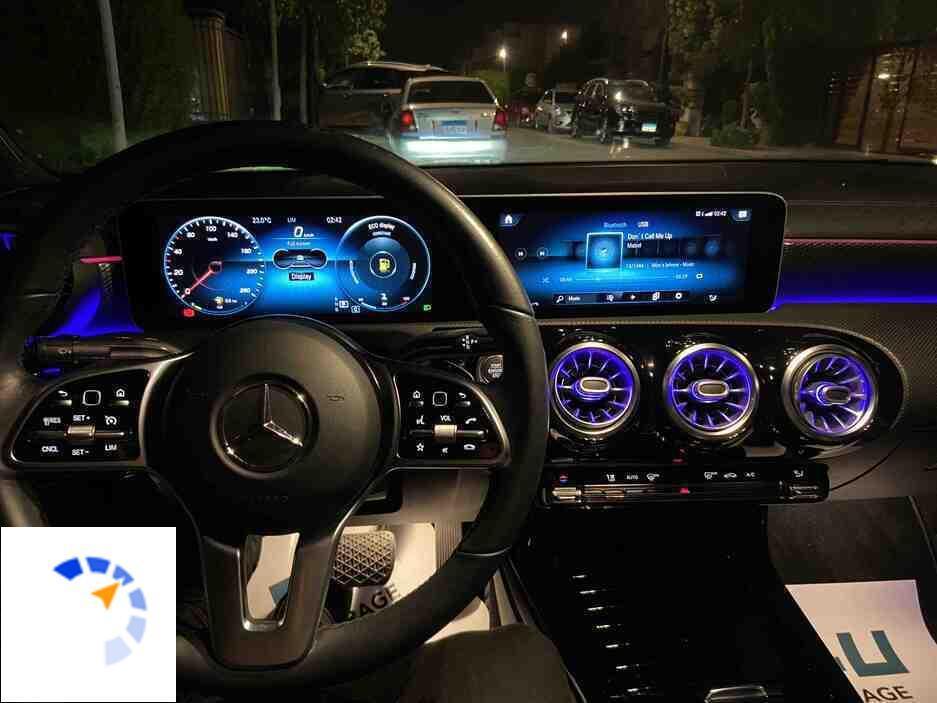 Mercedes CLA 180 2020