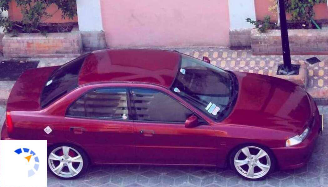 Mitsubishi - Mirage - 1998