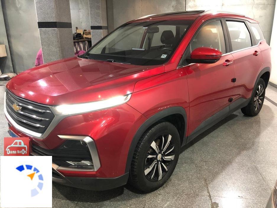 Chevrolet - Captiva - 2021