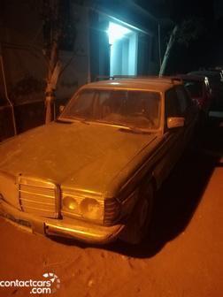 Mercedes 230 E 1980