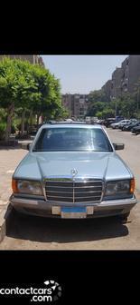 Mercedes - S280 - 1985
