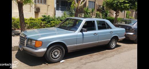 Mercedes S280 1985