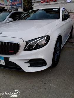 Mercedes - E350 - 2018