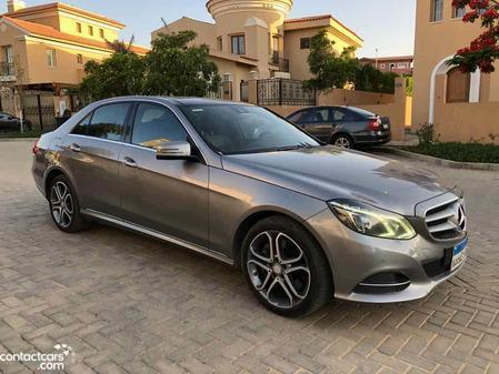 Mercedes - E350 - 2014