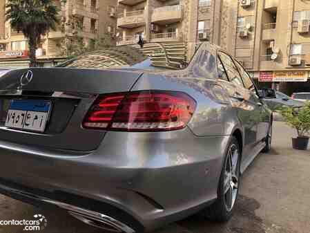 Mercedes E350 2015