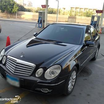 Mercedes E280 2007