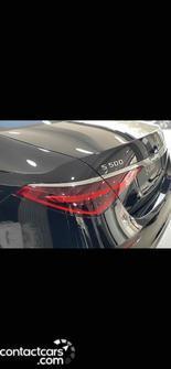 Mercedes S500 2021
