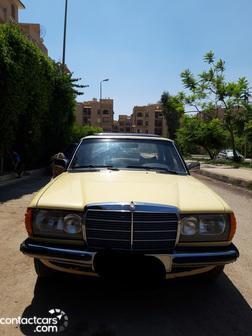Mercedes - E230 - 1977