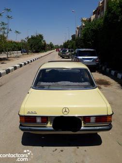 Mercedes E230 1977