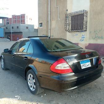 Mercedes - E230 - 2008