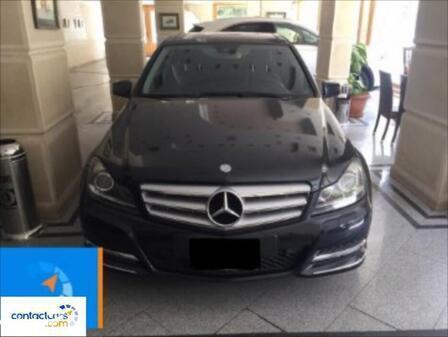 Mercedes - C 250 - 2012