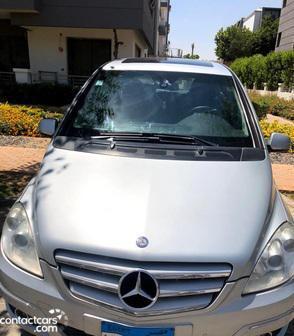 Mercedes - B160 - 2011
