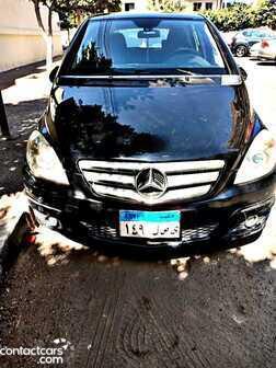 Mercedes - B160 - 2010