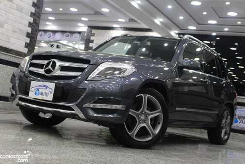 Mercedes - GLK 350 - 2013