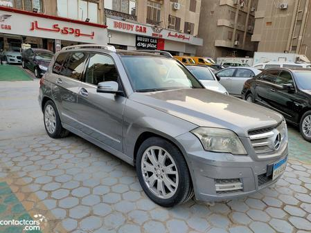 Mercedes GLK 350 2011