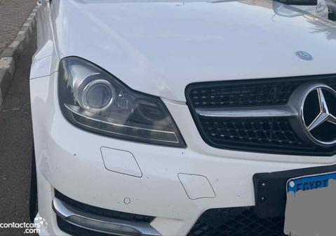 Mercedes C350 2013