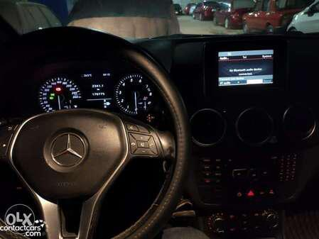 Mercedes B 200 2013