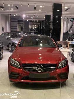 Mercedes C Coupe 2019