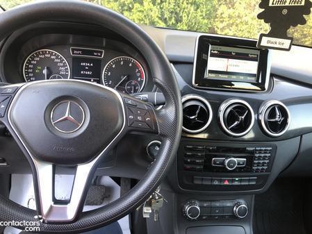 Mercedes B 180 2015