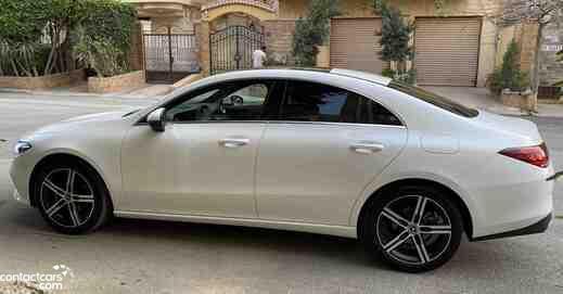 Mercedes CLA 180 2021