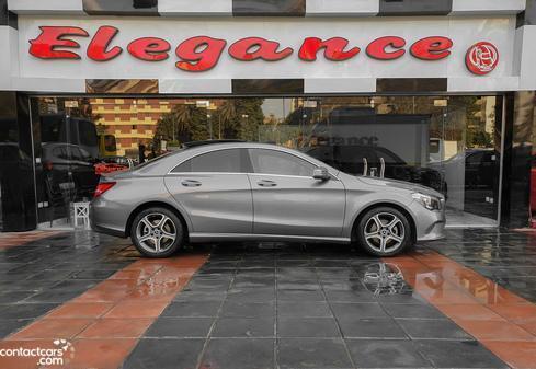 Mercedes CLA 180 2018