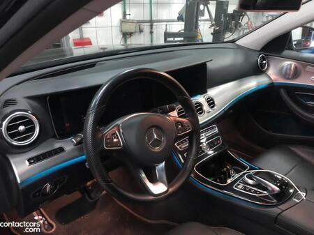 Mercedes E 180 2018