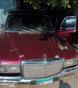 Mercedes - C200 - 1979