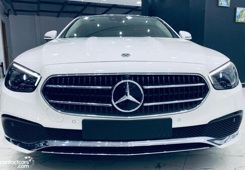 Mercedes E200 2021