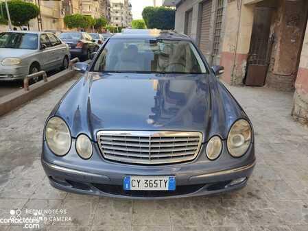 Mercedes - E200 - 2006