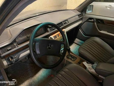 Mercedes E200 1991