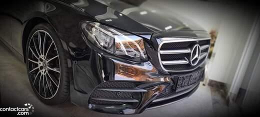 Mercedes - E200 - 2020