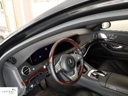 Mercedes S450 2019