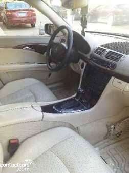 Mercedes E240 2004
