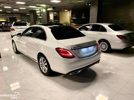 Mercedes - C180 - 2019