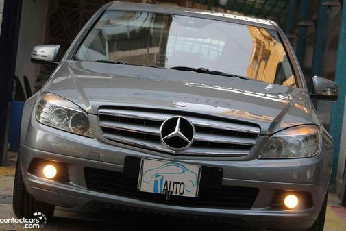 Mercedes C180 2009