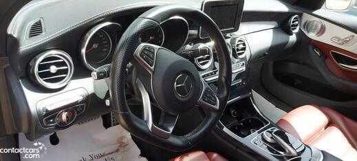 Mercedes C180 2018