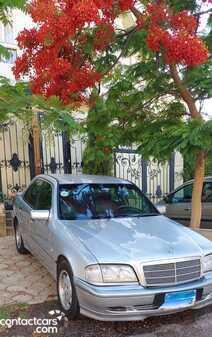 Mercedes C180 2000