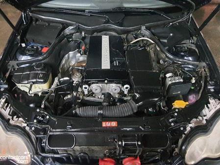 Mercedes C180 2005