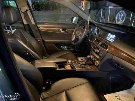 Mercedes C180 2012