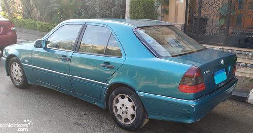 Mercedes C180 1999