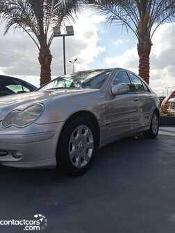 Mercedes C240 2003