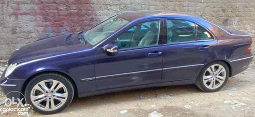 Mercedes - C240 - 2003