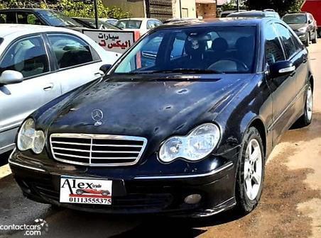 Mercedes C240 2005