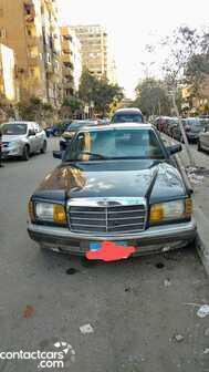 Mercedes 300sel 1985