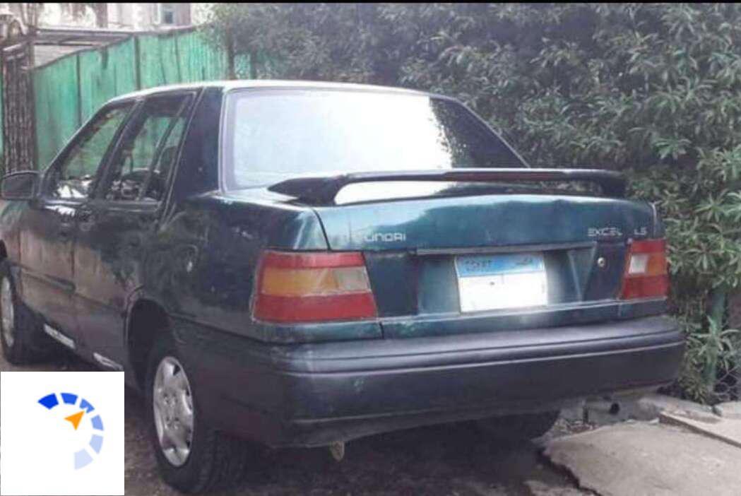 Hyundai Excel 1998