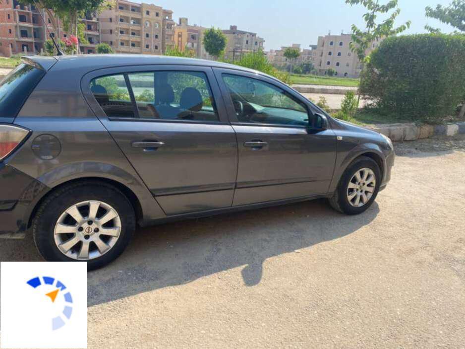 Opel - Astra - 2008