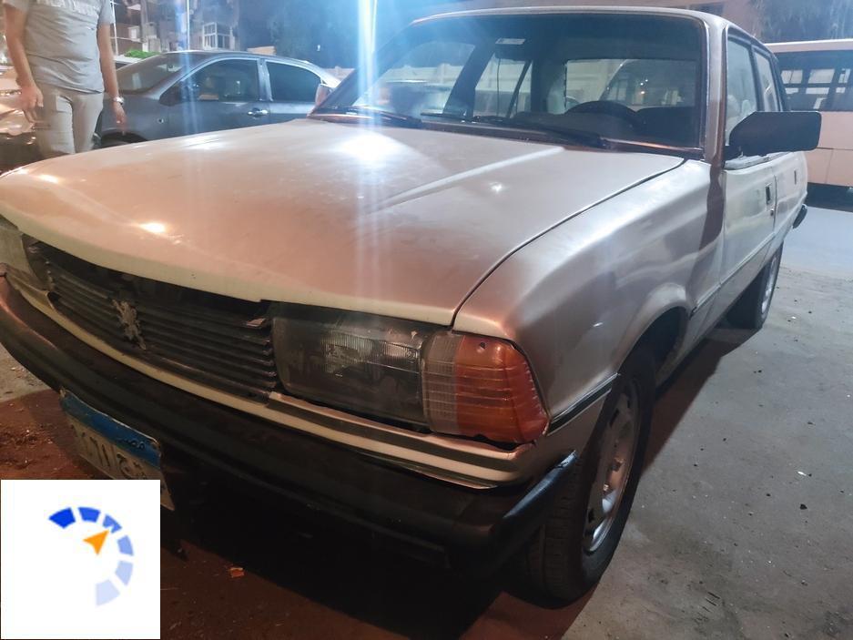 Peugeot - 305 - 1982