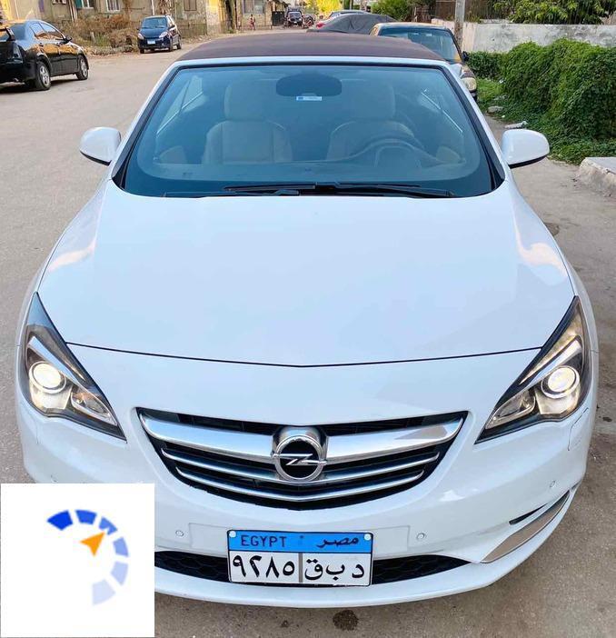 Opel - Cascada - 2016